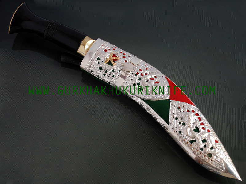 10 inch Kothimora Khukuri