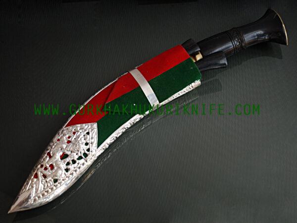 10 inch Kothimora Khukuri 4