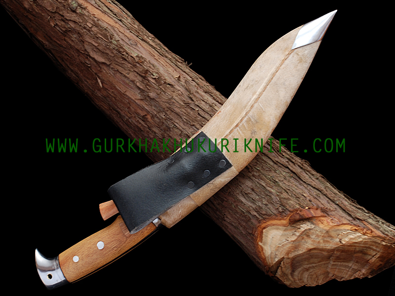 "10"" Eagle Chukuri Kukri knife"