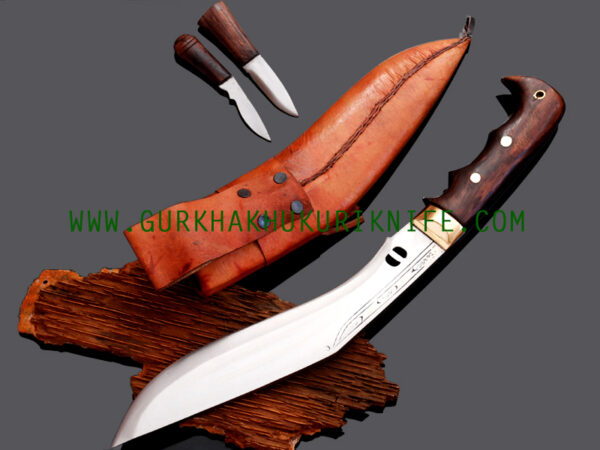 "10"" Chainpure Khukuri – Eagle Handle"