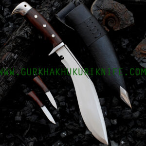 "10"" Chukuri Wooden Handle – Eagle Head"