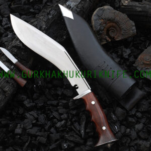"10"" Iraqi Chukuri – Wooden Handle"