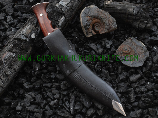 "10"" Iraqi Chukuri – Wooden Handle"