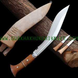 "11"" Iraqi Dui Chire – Wooden Handle"
