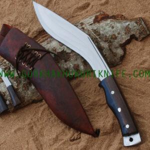"11"" Dui Chire Afgan Khukuri Knife"
