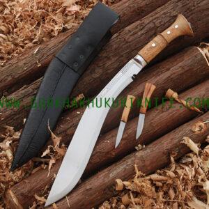 "15"" Spiecial Sirupate Panawal Khukuri Knife"