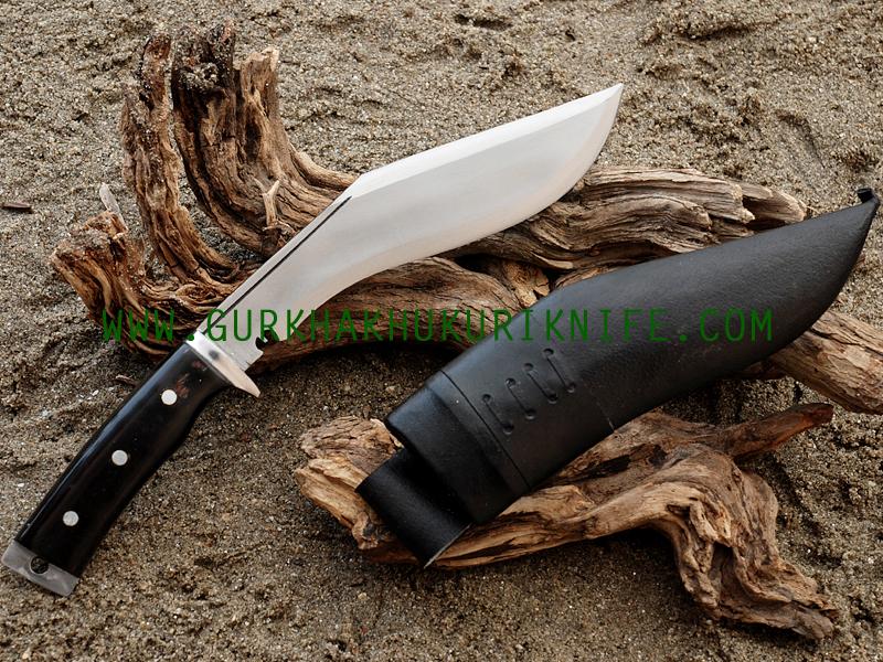 "9"" Afgan Panawala Chukuri Khukuri Knife"