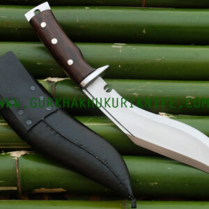 "9"" Chukuri Knife Wooden Handle"