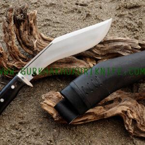 "9"" Chukuri Knife Horn Handle - Afgan Panawala"
