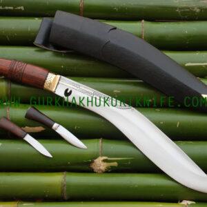 """13"""" Chitlange Khukuir Knife"""