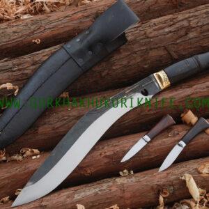 "13"" Chitlange Khukuir Knife – Rust Free"