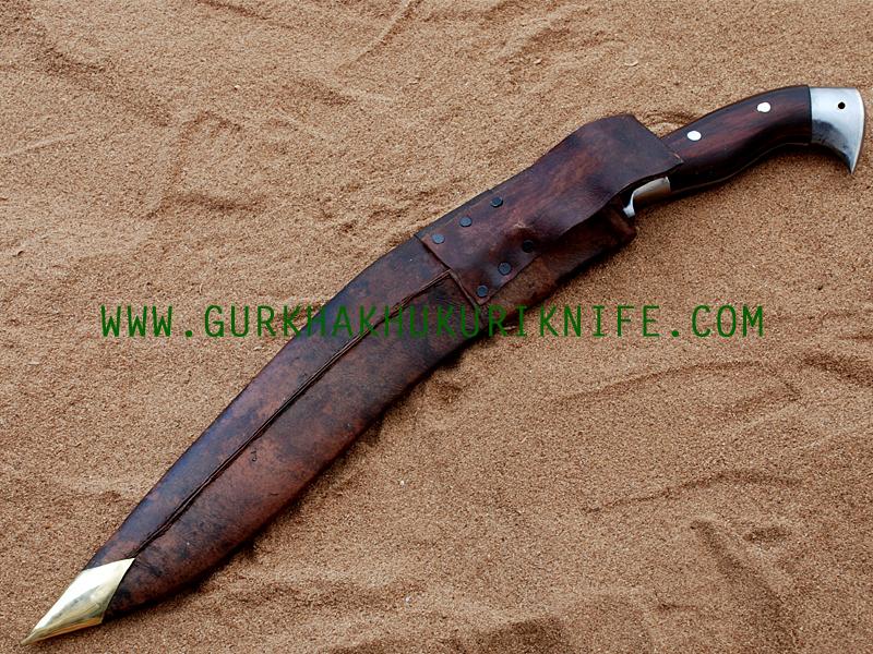 "15"" Sirupate Eagle Khukuri Knife"