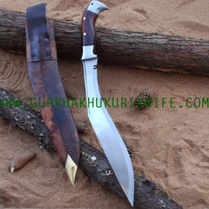 "15"" Eagle Sirupate Kukri Knife"