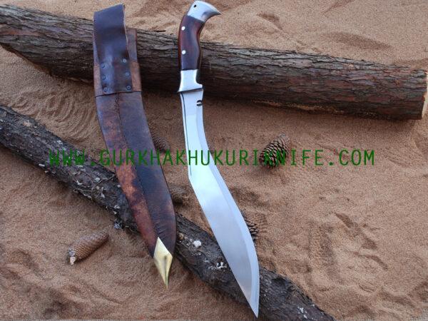 """15"""" Eagle Sirupate Kukri Knife"""