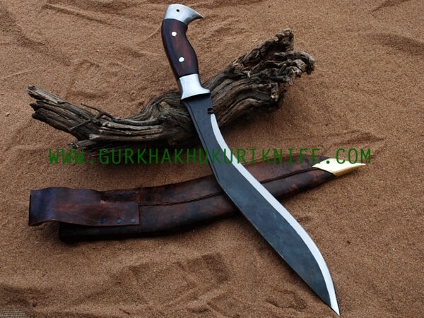 "15"" Sirupate Eagle Kukri Knife"