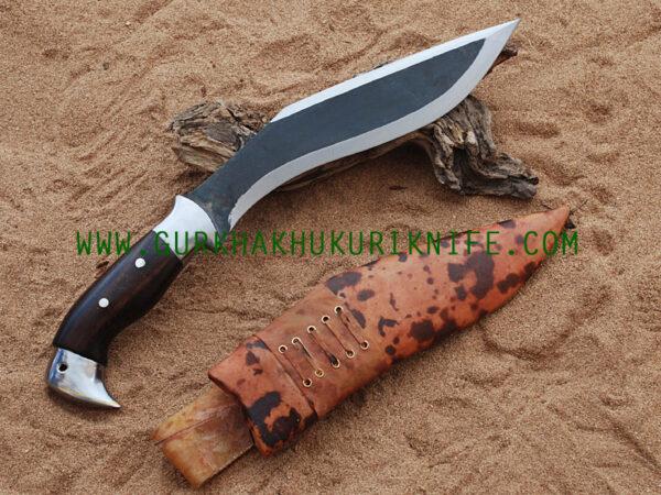 """10"""" Endure Rust Free Eagle Kukri Knife"""