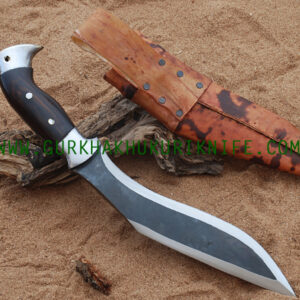 "10"" Endure Rust Free Eagle Kukri Knife"