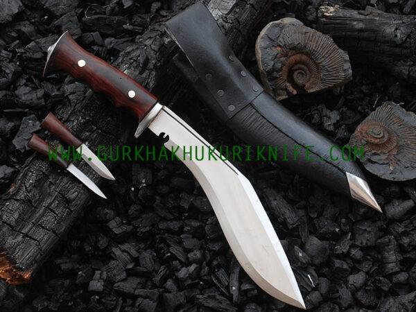 "10"" Chukuri Iraqi Kukri Knife"