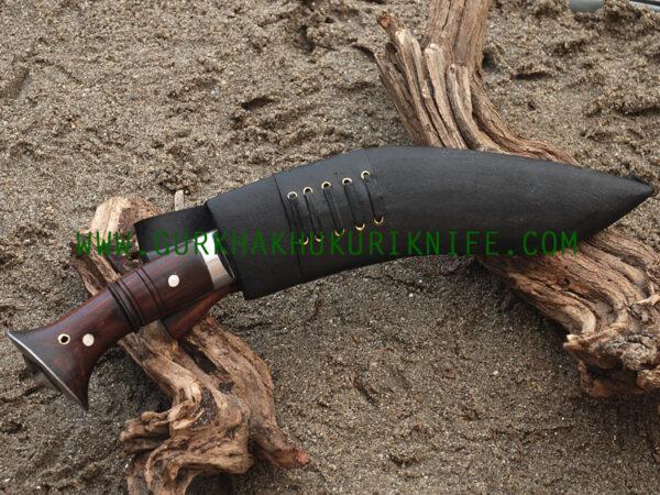 "10"" Dotted Panawal Khukuri Knife"