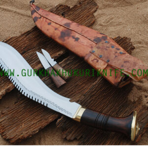 "13"" Dragon Kukri Knife"