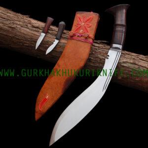 """13"""" Special Ganjuwal Kukri Knife"""