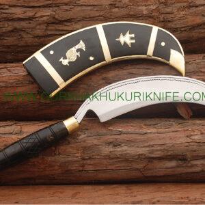 """9"""" Khurmi Dhankute Khukuri Knife"""