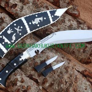 "10"" Special Dhankute Balance Khukuri Knife"