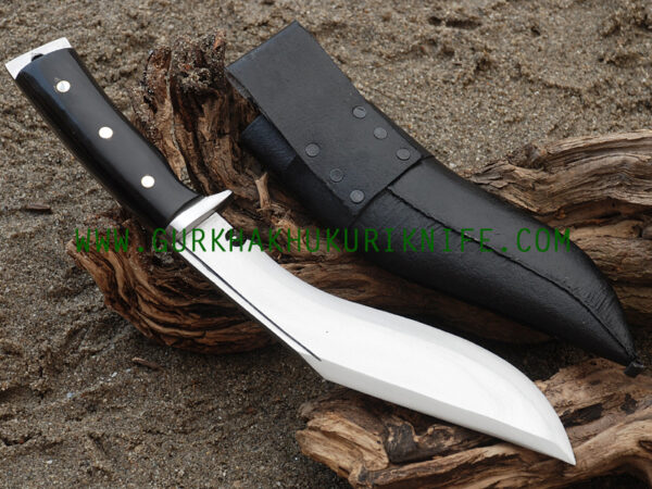 "9"" Kabjawal Chukuri Kukri Knife"