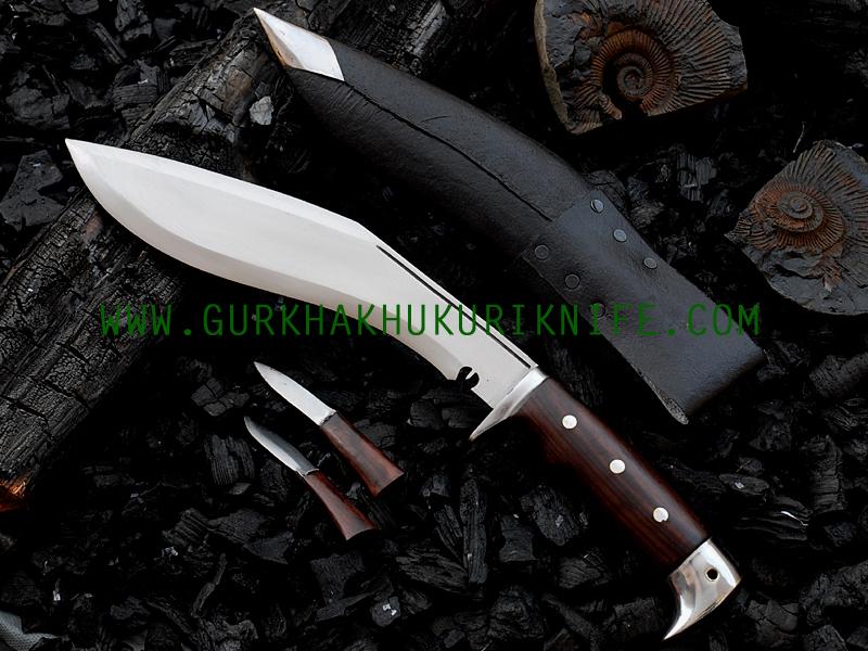 "10"" Kabjawal Eagle Chukuri Kukri Knife"