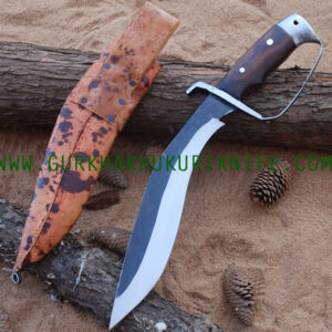 "12"" Evil Eagle Khukuri Knife"
