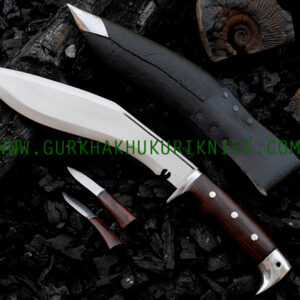 "10"" Eagle Chukuri Kukri Knife"