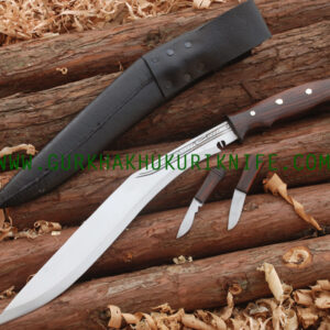 "15"" Eagle Special Sirupate Kukri Knife"