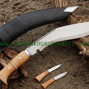 "11"" Deharadoon Kukri Knife - Panawala"