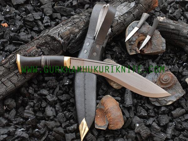 "10"" Jungle War Kukri Knife"