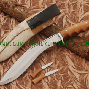 "11"" Max Jungle Kukri Knife"