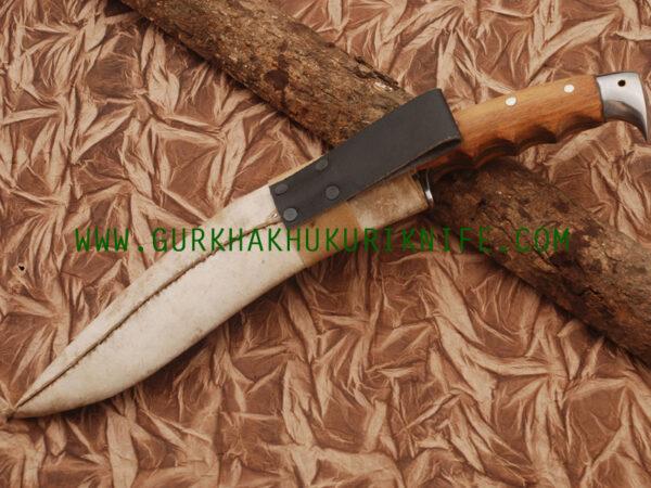 "11"" Max Jungle Kukri Knife"