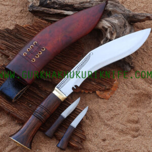 "8"" Mini Jungle Khukuri Knife"