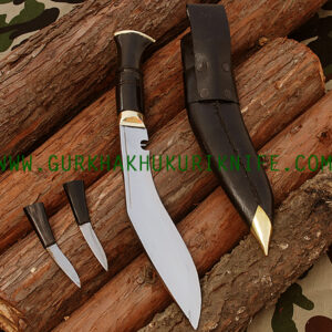"9"" Nepal Army Khukuri Knife"