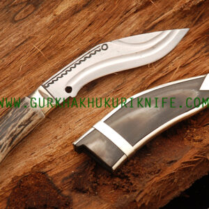 paper kukri knife