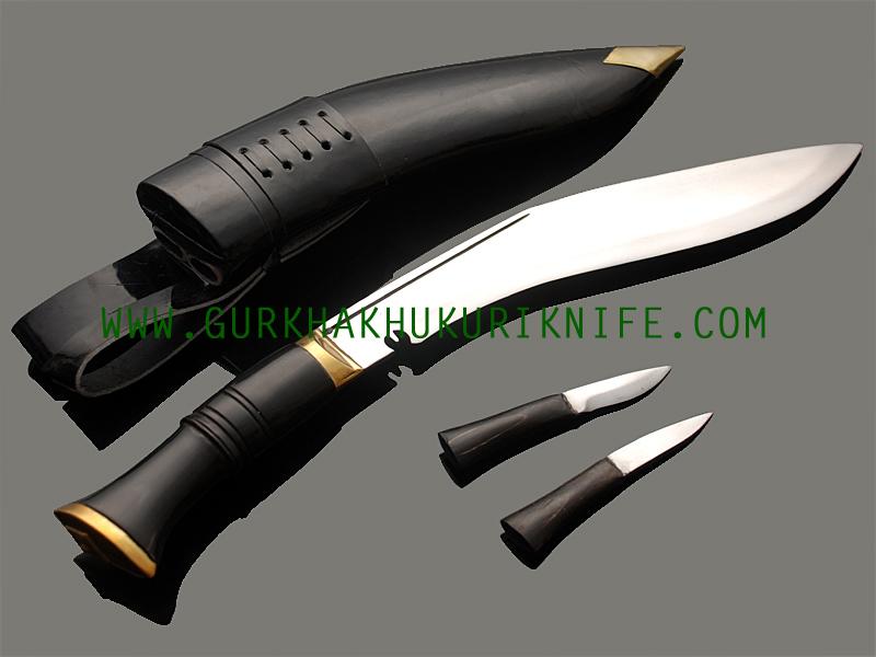 "10"" Service Ceremonial Kukri Knife"